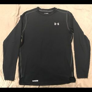 Under Armour Cold Gear long-sleeve shirt, Small